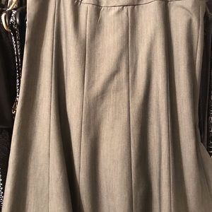 Dresses & Skirts - New Directions women's skirt sz 16W in Grey